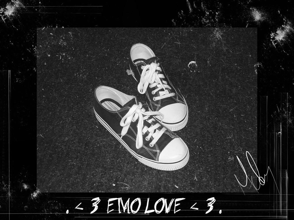 Couple CUD wallpapers Emo