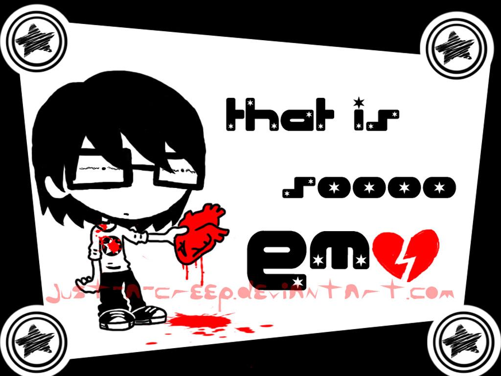 That Is So Emo Wallpapers Emo Emojpg Ru