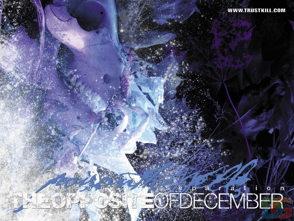 Monster in der Winternacht wallpaper Emo