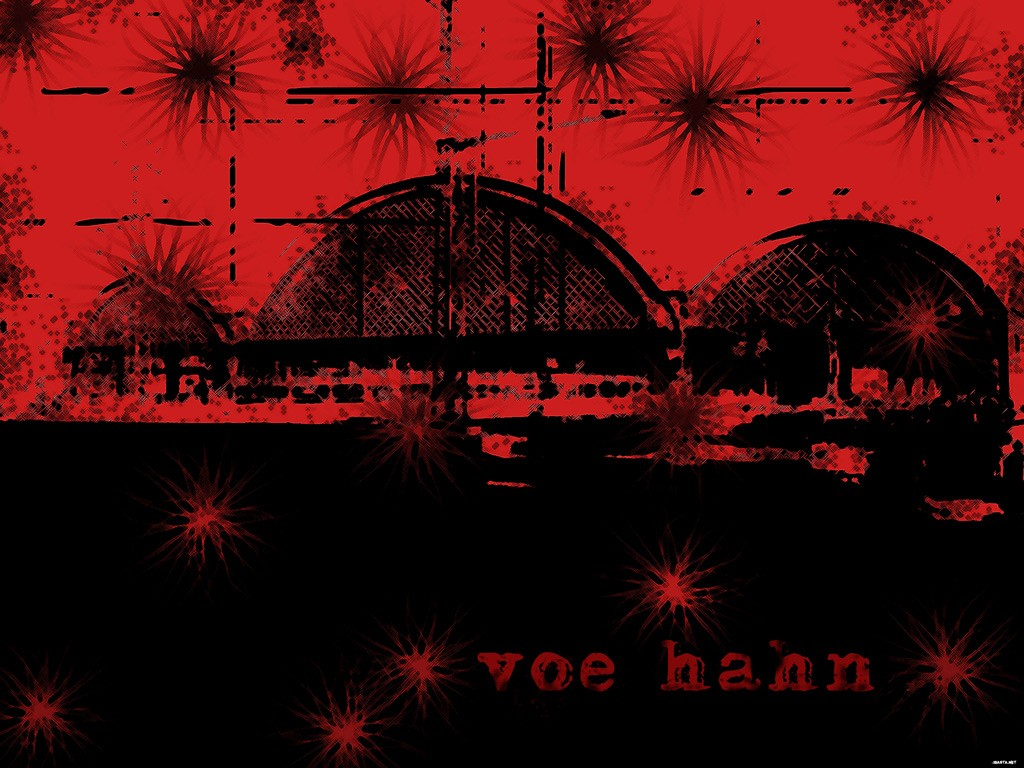 The distant city and bridge the distance (voe hahn) wallpapers Emo